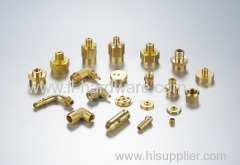 Precision brass fitting OEM PARTS