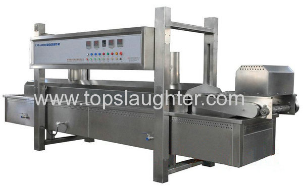 Food Processing Equipment Automated Fryer