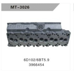 6D102/6BT5.9 CYLINDER HEAD FOR EXCAVATOR