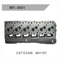 E3306 8N1187 CYLINDER HEAD FOR EXCAVATOR