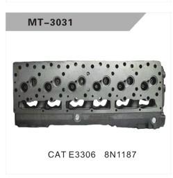 E3306 8N1187 CYLINDER HEAD FOR EXCAVATOR
