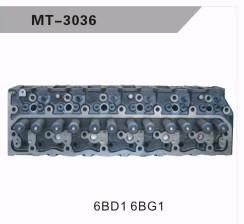 6BD1 6BG1 CYLINDER HEAD FOR EXCAVATOR
