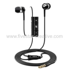 Sennheiser MM70i iPhone headset with smart remote and Mic to Control iPhone