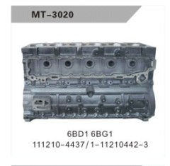 6BD1 6BG1 CYLINDER BLOCK FOR EXCAVATOR
