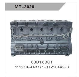 6BD1 6BG1 CYLINDER BLOCK FOR EXCAVATOR