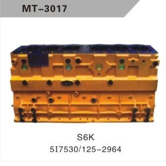S6K CYLINDER BLOCK FOR EXCAVATOR