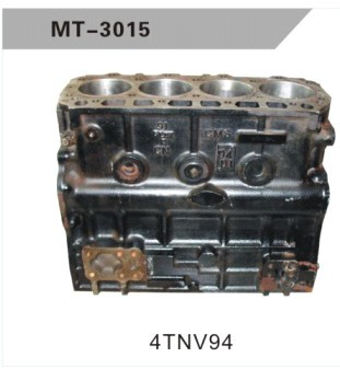 4TNV94 CYLINDER BLOCK FOR EXCAVATOR