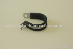 Tube Clamp Rubber Cushioned Supplier