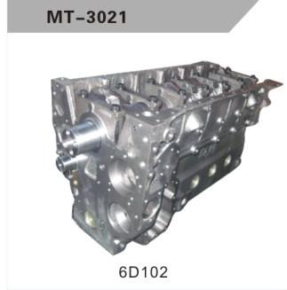6D102 CYLINDER BLOCK FOR EXCAVATOR