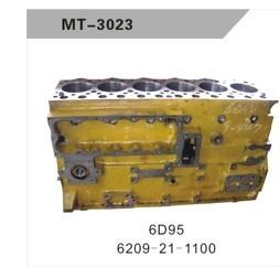 6D95 CYLINDER BLOCK FOR EXCAVATOR