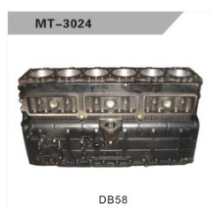 DB58 CYLINDER BLOCK FOR EXCAVATOR