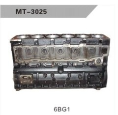 6BG1 CYLINDER BLOCK FOR EXCAVATOR