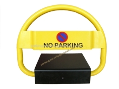 Automatic car parking barrier