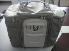Fashion cooler picnic bag