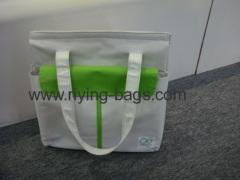 Fashion cooler supermarket bag