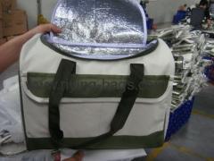 600D shopping cooler bag