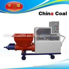 Cement pump and Mortar spray machine