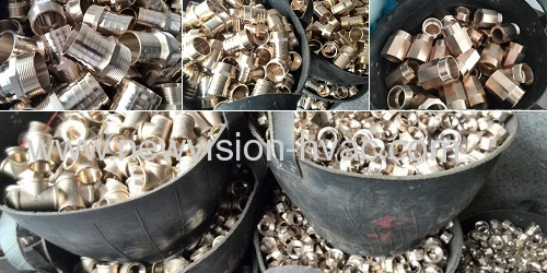 Hot Forged Brass Thread Fitting