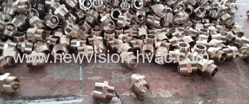 Brass Hose Pipe Fitting