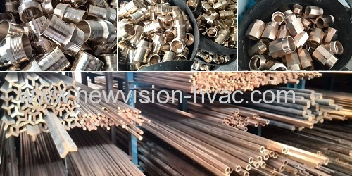 Brass Flare Pipe Fitting