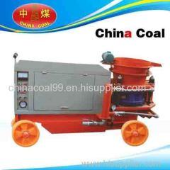HSP-series diesel shotcrete machine