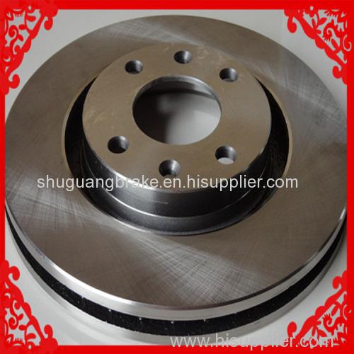 Auto Brake Disc Rotor