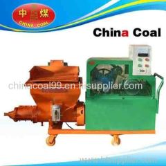 Semi-Automatic Cement Mortar Spraying Machine for wall