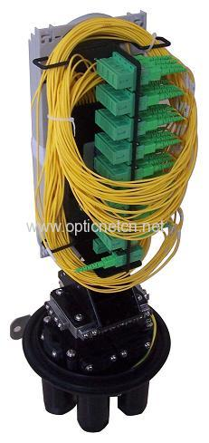 FTTH passive optical closure