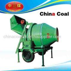 Diesel engine hydraulic hoisting diesel concrete mixer