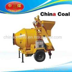 Diesel JZC 350 Concrete mixers for construction