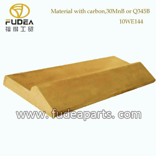 high carbon steel dozer half arrow blade