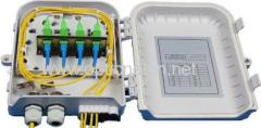 Outdoor MDU 212 Splitter Terminal