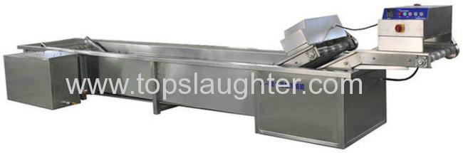 Food Processing Equipment Water Bath Cooler for Vacuum Packaging Bag