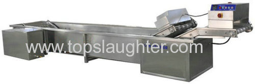 Water Bath Chiller and Washer for Vacuum Packaging Bag