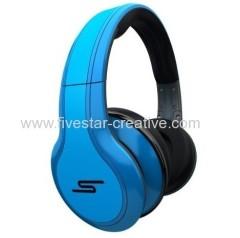 SMS Áudio Rua 50 Cent Headphones Azul da China fabricante