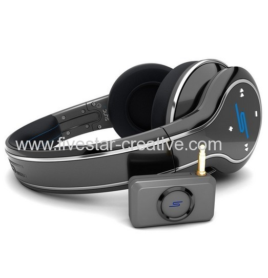 SMS Audio SYNC by 50 Cent Over-the-ear Wireless headphones