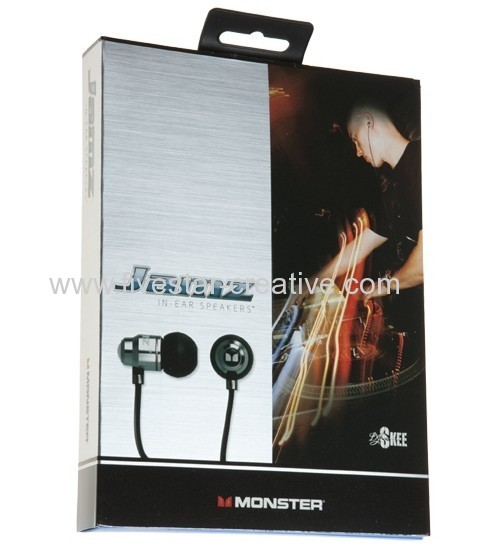 Monster Jamz High Performance In-Ear Headphone High quality Earphones