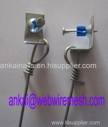 Pre- tied Hanger Wire/Ceiling Hanger Wire