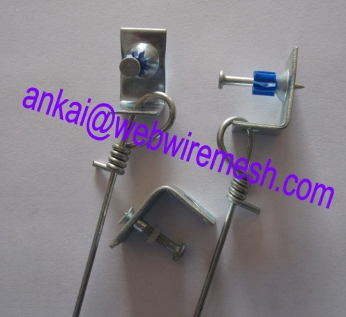 ceiling hanger wire / pre-tied hanger wire