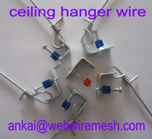 12ga Ceiling Hanger Wire AK-HW02 manufacturer from China Anping ...