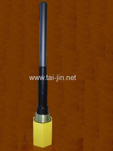Gr1 Titanium probe rod MMO coated anode for water treatment