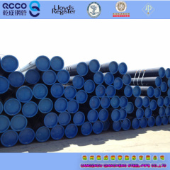 seamless steel pipe for fluid ASTM A53