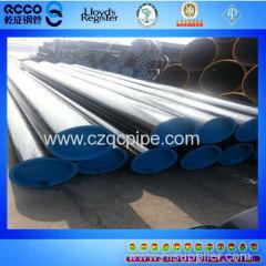 DIN 1629 St52.0 Seamless Steel Pipe