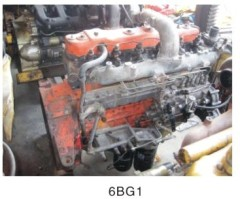 6BG1 ENGINE ASSY FOR EXCAVATOR