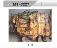 3116 ENGINE ASSY FOR EXCAVATOR
