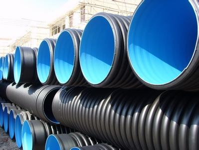 2013 hot sale HDPE corrugated pipe