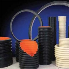 hot sale HDPE fittings and pipe