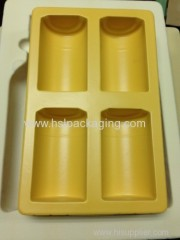 Clear Acetate Pvc Pet Pp Blister Tray