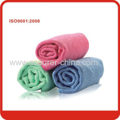 New popular microfiber cloth Home Appliance cleaning cloth than cotton cloth