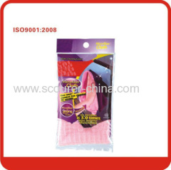 Cozy and elegancy look magic 40*40cm microfiber cleaning cloth